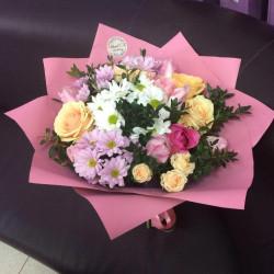 Букет «Самоцветы»